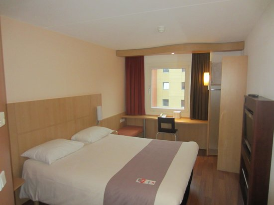 Ibis Amsterdam Centre Stopera:                   The room