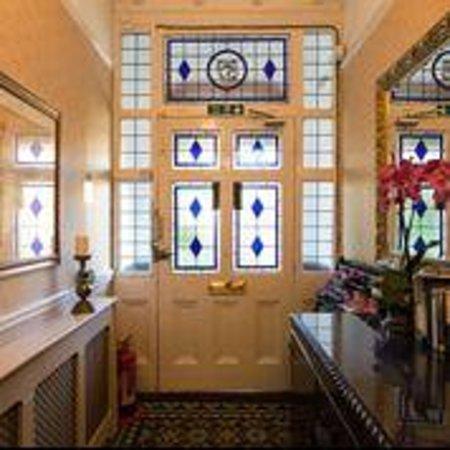 The Aber Hotel: Hallway