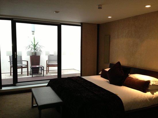 โรงแรมเรดิสัน บลู เอดเวอร์เดียน  แมนเชสเตอร์: Room