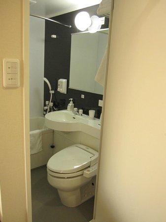 Comfort Hotel Kurosaki: バス・トイレ