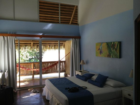 Villas del Caribe: room view