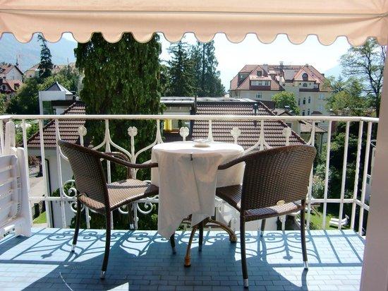 Hotel Adria: VISTA