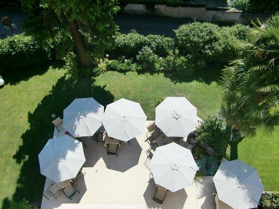 Hotel Adria: VISTA CAMERA