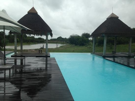 Kapama River Lodge: wellness spa