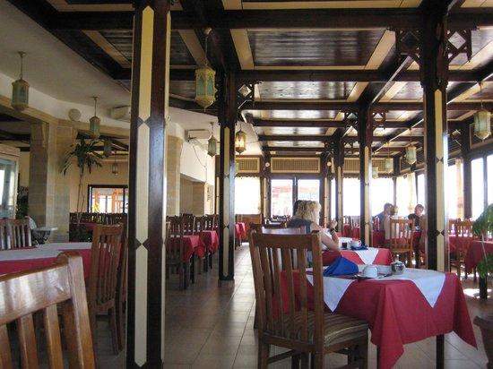 Mangrove Bay: Frühstücksraum