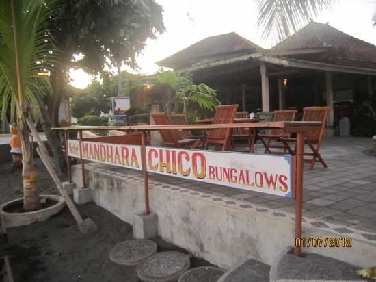 Mandhara Chico: great place to stay