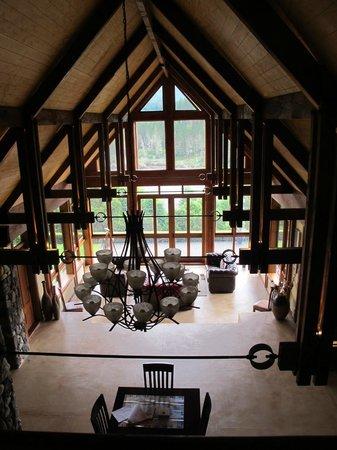 Stonefly Lodge: Dining