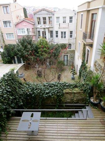 4Floors Istanbul: Floor 1 view