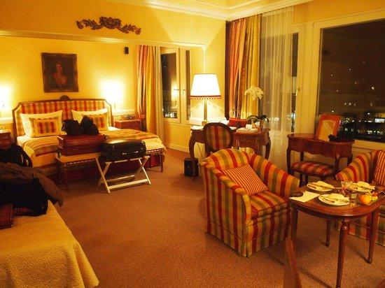Hotel Sacher Salzburg: 客室