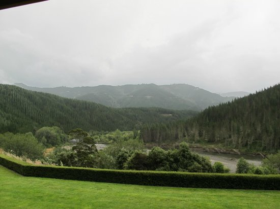 Stonefly Lodge : Views from the hotel