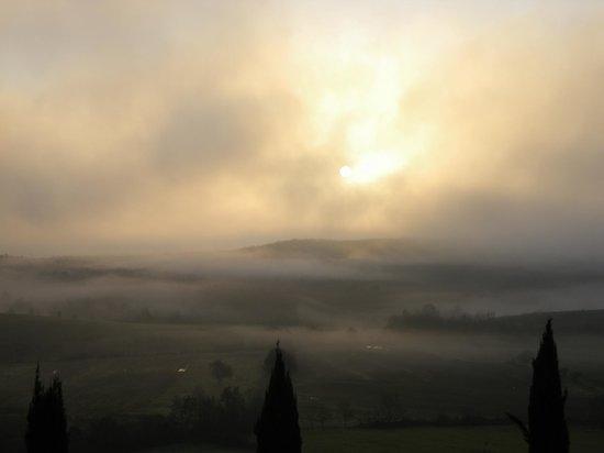 Il Convento di Monte Pozzali: Alba o tramonto