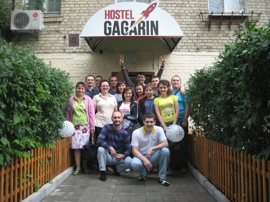 Gagarin Hostel: Dear Guests