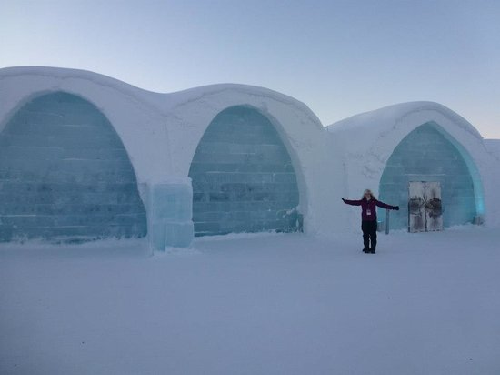 Icehotel: Wow