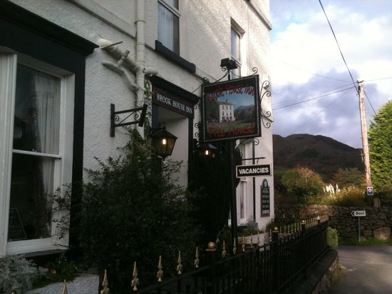 Brook House Inn and Restaurant:                                     Brook House 03