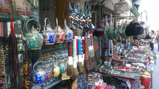 Dongtai Road Antique Market