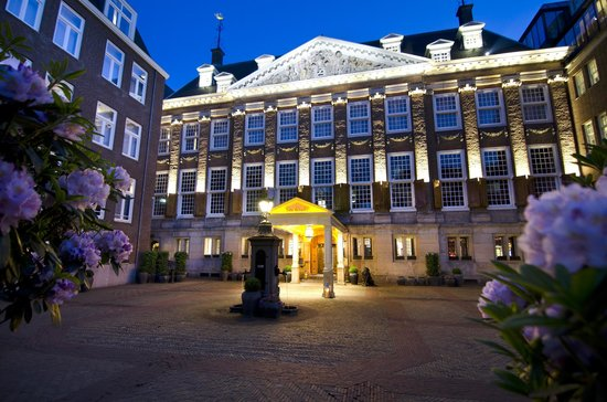 Sofitel Legend The Grand Amsterdam: Night View