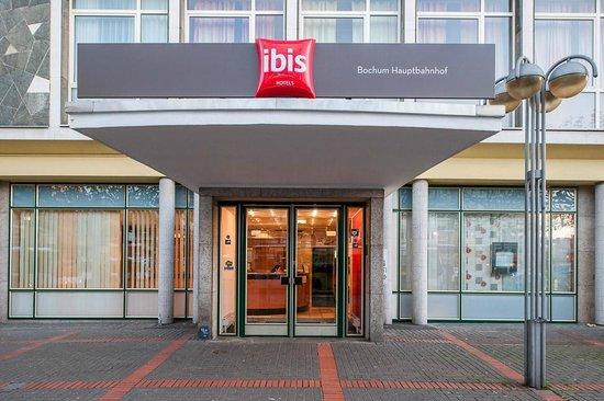 Ibis Bochum Hauptbahnhof Hotel Aussenansicht