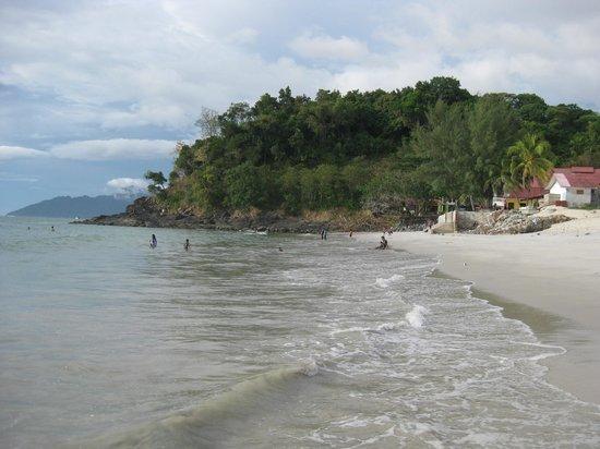 Sunset Beach Resort: Beach