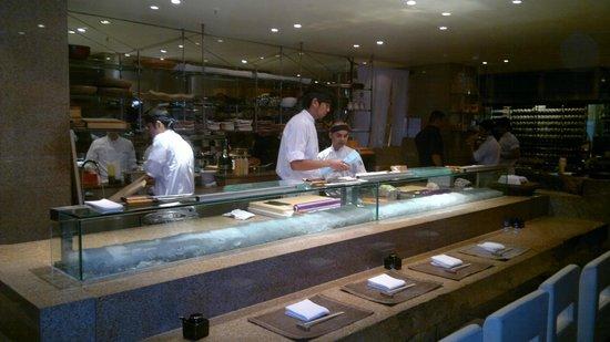 Zuma: Zona sushi e sashimi