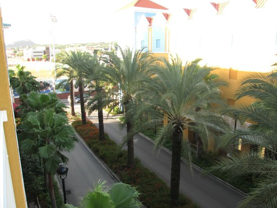 Renaissance Curacao Resort & Casino: View from room