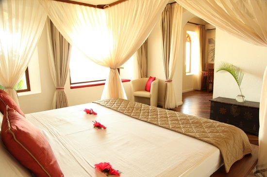 Essque Zalu Zanzibar: Inside a Suite