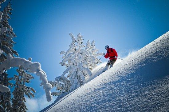 Oregon: Hitting the slopes at Anthony Lakes Ski Area