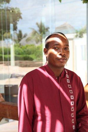 Essque Zalu Zanzibar: One of our Hotelier