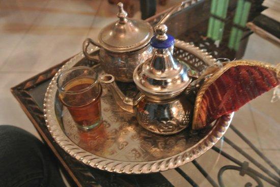 Teteria Petra: Fragrant tea