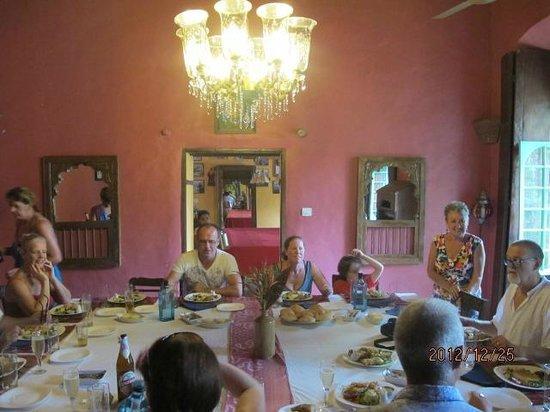 Casa Susegad: Dining