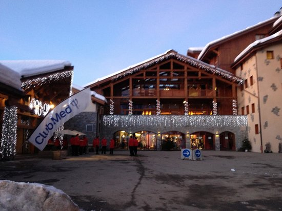 Club Med Peisey-Vallandry: Club med