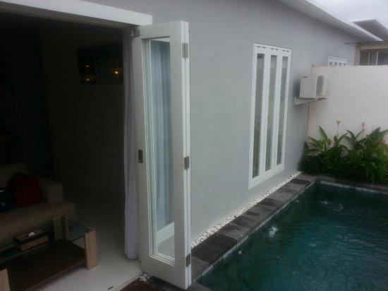 Paradise Loft Villas Jimbaran:                                     jacuzzi
