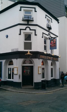 The James Street Vaults
