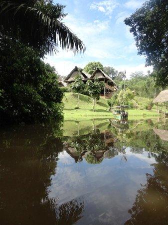 Yarina Eco Lodge: La primera impresión