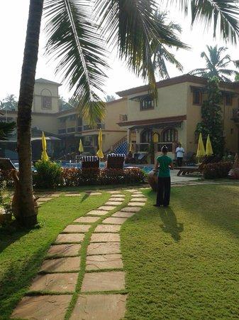 Resort Terra Paraiso:                   loan