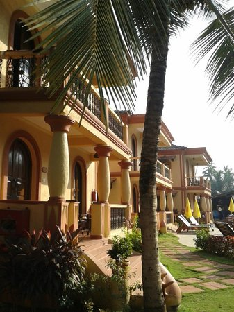 Resort Terra Paraiso:                   cottage