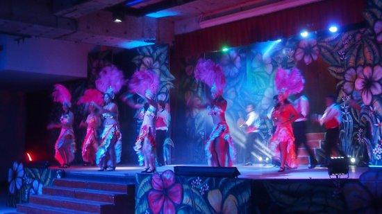 Club Med Bintan Island:                   Salsa Night