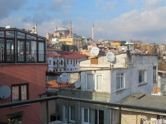 Stablesgate House & Studios: Hagia Sophia