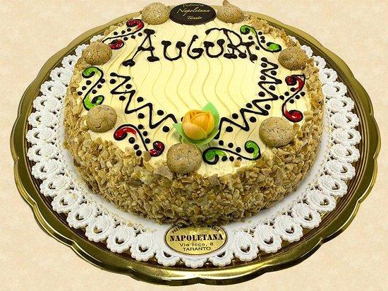 Pasticceria Napoletana Ferrero : Torta ZABAIONE