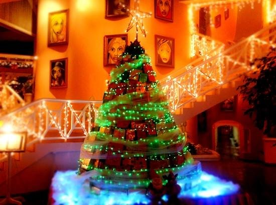 Coco Reef Resort & Spa Tobago:                   Merry Christmas
