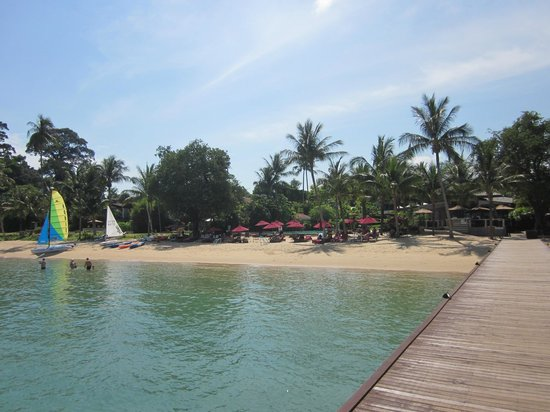 The Village Coconut Island Beach Resort:                   The Village Resort, Coconut Island