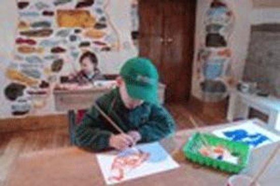 Belan Lodge holiday accommodation farm fun for kids