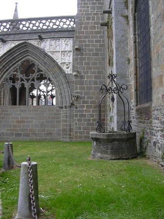 Cathedrale Saint-Samson: Cathédrale Saint-Samson de Dol-de-Bretagne