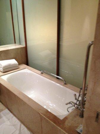 ITC Sonar: tub