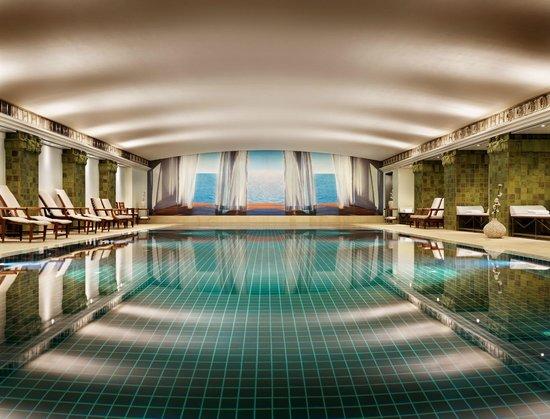 Park Hyatt Hamburg: Club Olympus