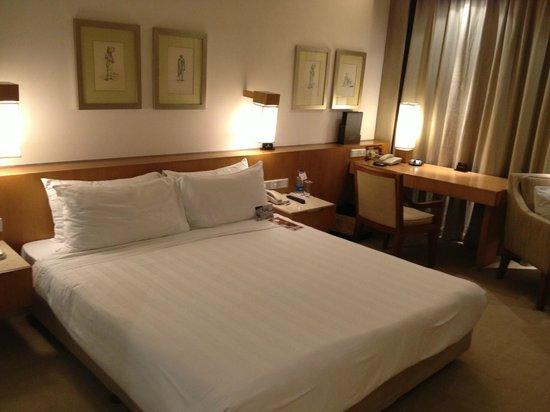 ITC Sonar: bed