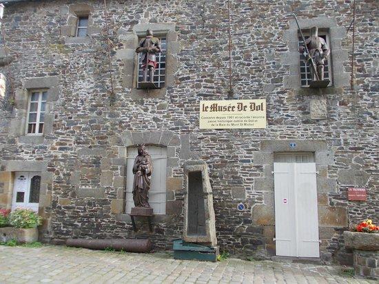 Cathedrale Saint-Samson: Cathédrale Saint-Samson de Dol-de-Bretagne - Musée de Dol