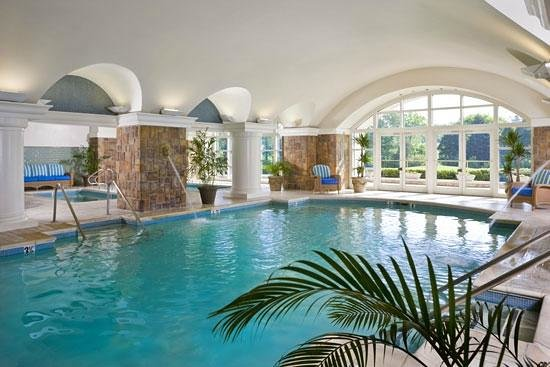 The Ballantyne A Luxury Collection Hotel Charlotte Indoor Pool