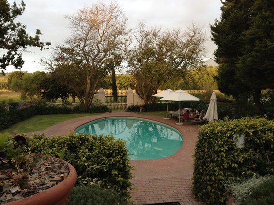 Vredenburg Manor House:                   What a pool!