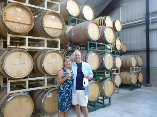 Venge Vineyards: Feeling good at this point
