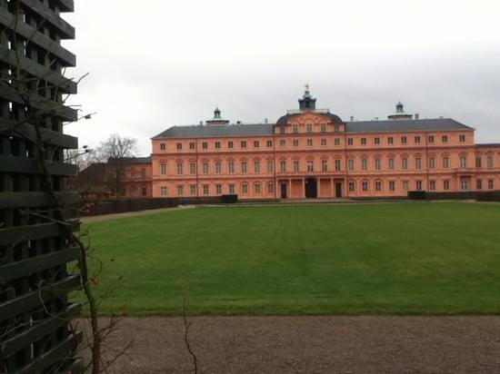 Rastatt Castle (Schloss) :                                     Schlosspark